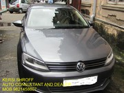2012 VW JETTA DIESEL 2.0 L KERSI SHROFF AUTO CONSULTANT  AND DEALER
